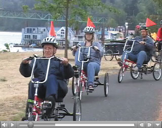 Bikes For Senior Adults Portland s Older Adults Bike