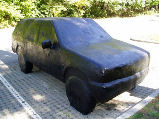 The Black Car Project Filling The Autovoid Streetsblog Usa