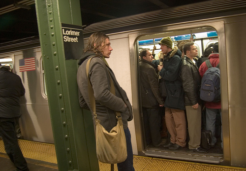 Are Subway Riders The Angriest Commuters Streetsblog