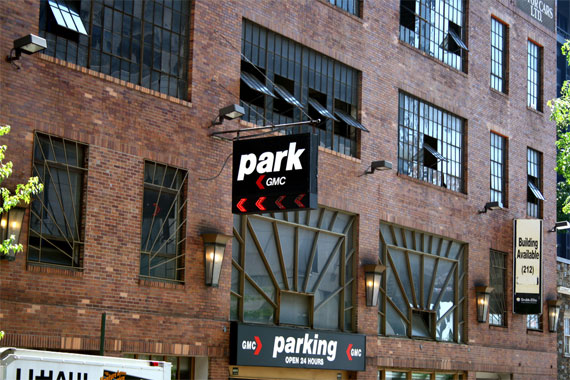 City planning commission approves 400 car garage for hell for New york city parking garage