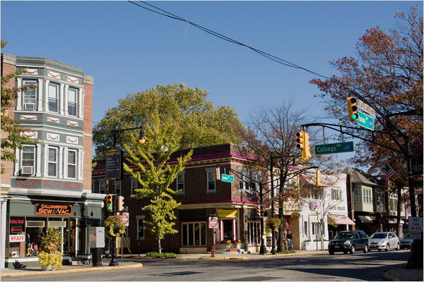 Collingswood hosting nighttime party in car-free streets