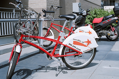 City Bikes In Dc of bike sharing in D C