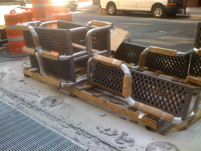 Broadway_Bus_Bulb_Benches.JPG