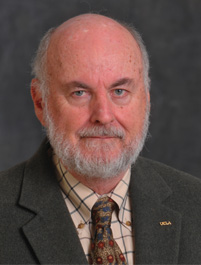 UCLA planning professor Donald Shoup, author of The High Cost of Free Parking