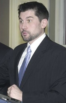 Jim Malatras will be a leading voice on MTA policy. Get to know him. Photo: The Daily Mail.