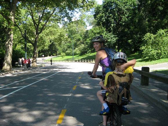 Bikes Central Park Nyc Now You Can Bike Both Ways