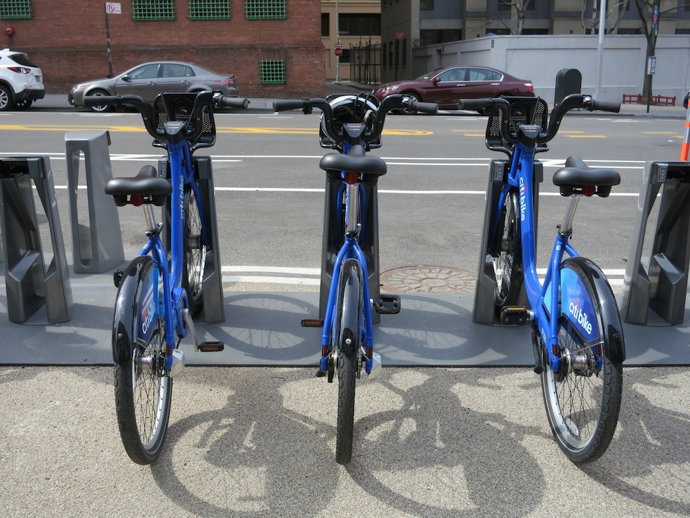 City Bikes Nyc other cities Citi Bikes