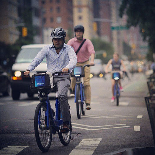 Bikes In Nyc The Citi Bike Story No One s