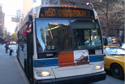 Photo: ##http://newyork.cbslocal.com/2011/12/01/manhattans-m50-crosstown-bus-wins-pokey-award/##WCBS##