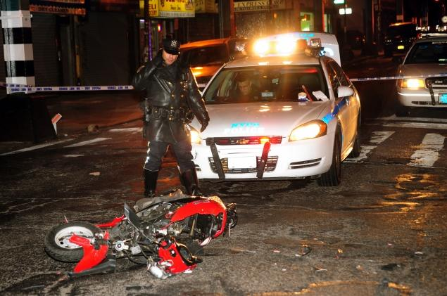 . Photo: ##http://www.nydailynews.com/new-york/nyc-crime/man-killed-hit-and-run-accident-brooklyn-article-1.1547676##Daily News##