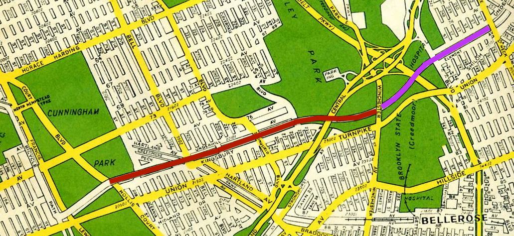 Eastern Queens Advocates Hope To Turn Motor Parkway Into
