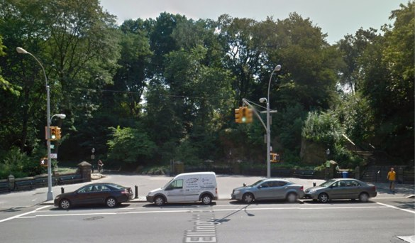 To Manhattan CB 7, these free parking spots make all the difference. Image: Google Maps