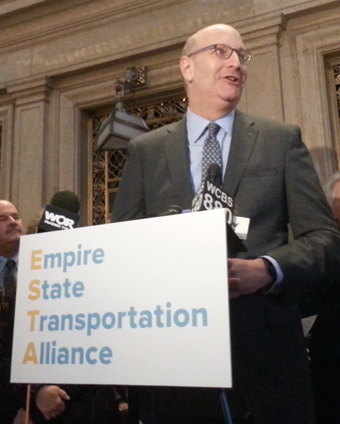 What do you think about my speech against Metropolitan Transportation Authority?