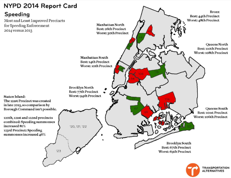 nypd brooklyn south precinct map Ta Inconsistency Between Precincts Undermines Nypd Traffic nypd brooklyn south precinct map