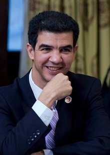 Transportation Committee Chair Ydanis Rodriguez. Photo: NYC Council