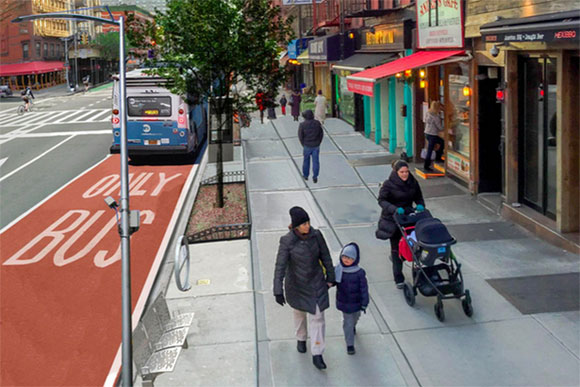 Will 2nd Ave Get Its Protected Bike Lane After Subway Construction Wraps?