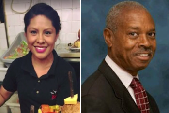 Bronx DA Robert Johnson filed manslaughter and homicide charges against the driver accused of fatally striking Gabriela Aguilar-Vallinos and leaving the scene.