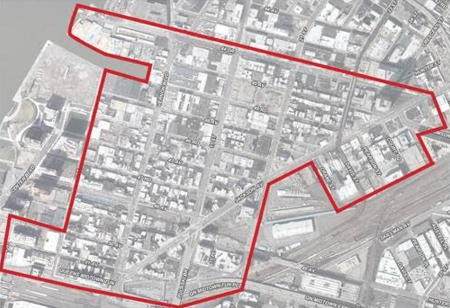 The city plans to invest nearly $40 million in reconstructing Long Island City's streets. Image: DOT/DDC